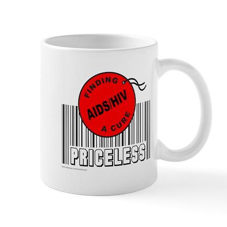 AIDS/HIV FINDING A CURE Mug