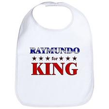 RAYMUNDO for king Bib