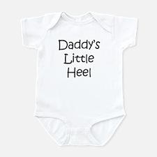 Daddy's Little Heel Infant Bodysuit