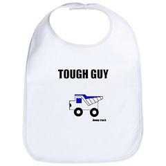 TOUGH GUY (KIDS DESIGN) Bib
