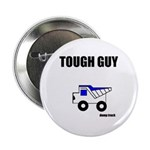 TOUGH GUY (KIDS DESIGN) Button