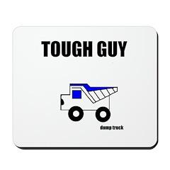 TOUGH GUY (KIDS DESIGN) Mousepad
