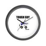 TOUGH GUY (KIDS DESIGN) Wall Clock
