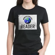 World's Coolest READER Tee