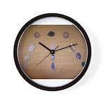 Stone Awen Wall Clock