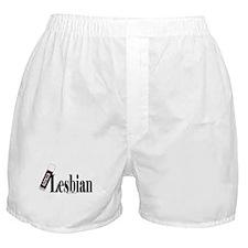 Chap-stik Lesbian Boxer Shorts