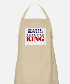 RAUL for king BBQ Apron