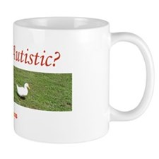 Which one is autistic? Mug