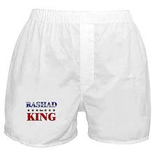RASHAD for king Boxer Shorts