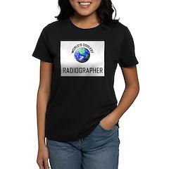 World's Coolest RADIOGRAPHER Women's Dark T-Shirt
