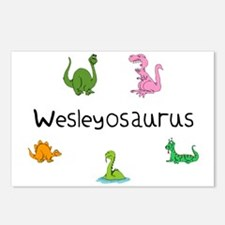 Wesleyosaurus Postcards (Package of 8)