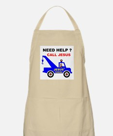 JESUS TOWING BBQ Apron