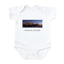 Ottawa Skyline Infant Bodysuit