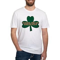 Wanna See My Shillelagh? Shirt