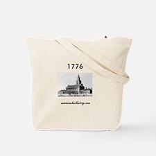 ABH Timeline 1776 Tote Bag