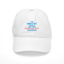 Coolest: Mountain City, TN Baseball Cap