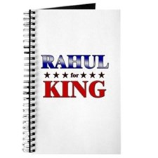 RAHUL for king Journal