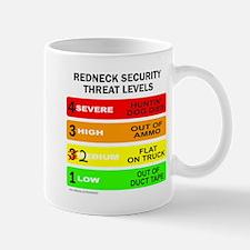 REDNECK SECURITY THREAT Mug