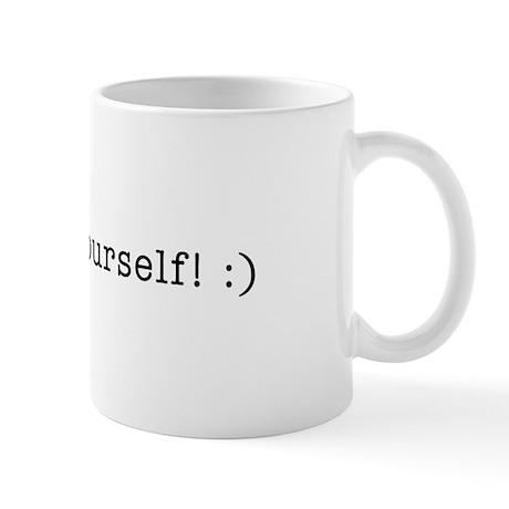 Go Blog Yourself Mug