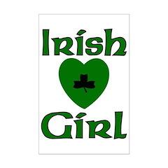 Irish Girl Posters