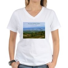 Porcupine Islands (caption) Shirt