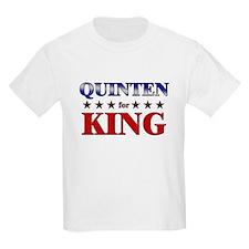 QUINTEN for king T-Shirt