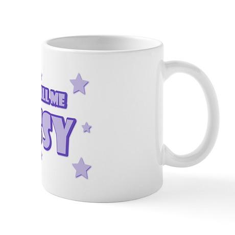 Purple / They Call Me Sassy Mug