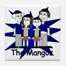 The Mangos Tile Coaster