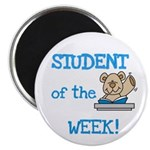 Student of Week (Bear) Magnet