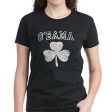 Obama Irish t shirt Tee