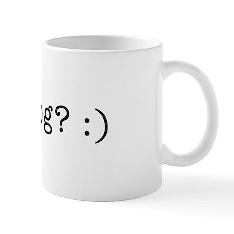 Got Blog? Mug