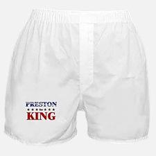 PRESTON for king Boxer Shorts