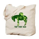 Tap That Ass Donkey Beer Keg Tote Bag
