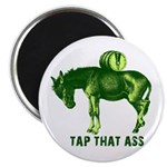 "Tap That Ass Donkey Beer Keg 2.25"" Magnet (100 pac"