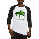 Tap That Ass Donkey Beer Keg Baseball Jersey