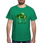 Tap That Ass Donkey Beer Keg Dark T-Shirt