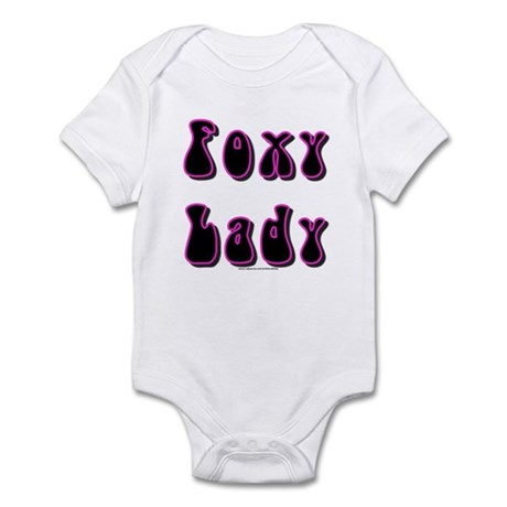 Foxy Lady Infant Bodysuit