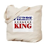 PIERRE for king Tote Bag