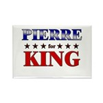 PIERRE for king Rectangle Magnet (10 pack)