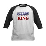 PIERRE for king Kids Baseball Jersey