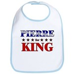 PIERRE for king Bib