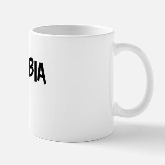 emetophobia sucks Mug