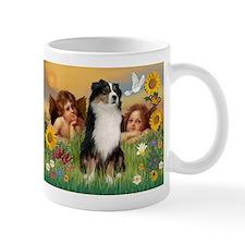 Angels/Australian Shepherd Mug