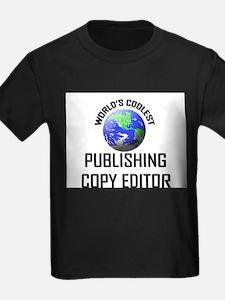 World's Coolest PUBLISHING COPY EDITOR T