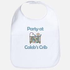 Party at Caleb's Crib Bib