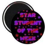 Star Student of the Week Magnet