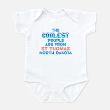 Coolest: St Thomas, ND Infant Bodysuit
