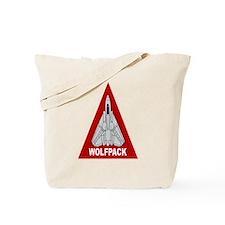 VF-1 Wolfpack Tote Bag