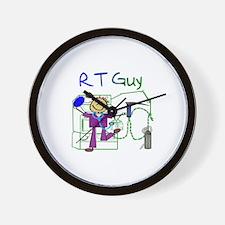 Respiratory Therapy III Wall Clock