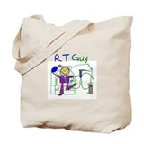 Respiratory therapy Canvas Tote Bag